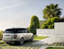 Beautiful car Range Rover - HD wallpaper