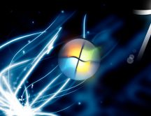 Windows 7 - abstract HD wallpaper