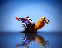 The fastest snail in the world - Turbo animation movie
