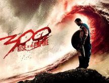 Bloody movie - 300 Rise of an empire