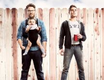 Sweet and funny comedy movie - Neighbors 2014