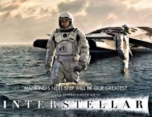 Famous movie from Christopher Nolan - Interstellar