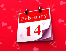 14 February 2015 - Happy Valentines Day