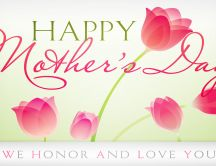 We honor and love you Mother - HD wallpaper