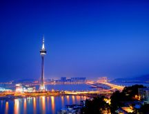 Macau Tower - Beautiful HD Wallpaper