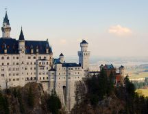 Neuschwanstein Castle in Germany - Beautiful buildings