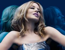 Beautiful Kylie Minogue Shooting - Singer wallpaper