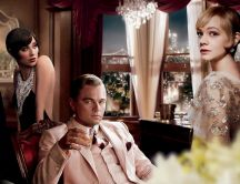 The Great Gatsby poster - Movie wallpaper