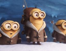 Minions movie wallpaper - Animation and comedy