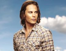 The serious actor and model, Taylor Kitsch