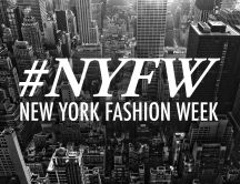 New York Fashion Week - HD grey wallpaper
