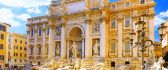 The Trevi Fountain from Italy - Architecture wallpaper
