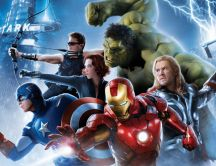 Superheroes now in town - New Avengers Movie in 2017