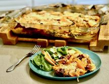 Gratin Potatoes - Special dinner full with vitamins