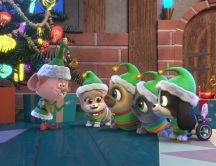 Christmas episode from Disney Cartoon animation