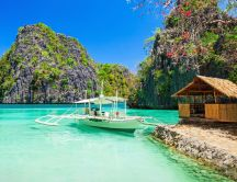 Phillippines Island Wonderful nature landscape