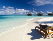 Maldive Island - Romantic resort for special summer holiday