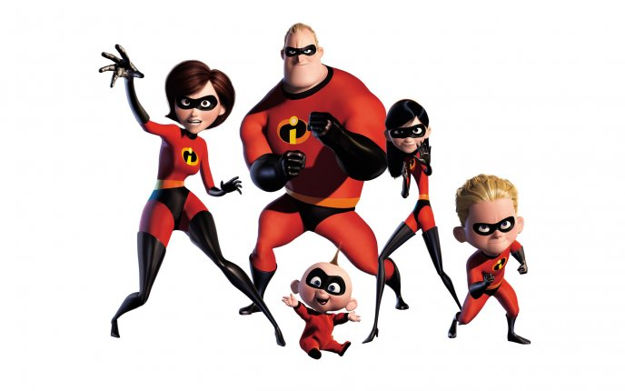 The incredibles - Cartoons