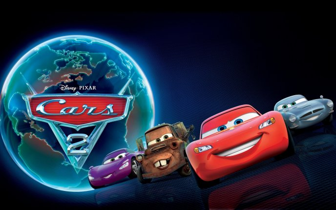 Download Wallpaper Cars 2