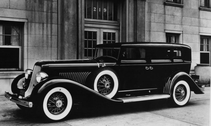 Black And White Pictures Of Vintage Cars