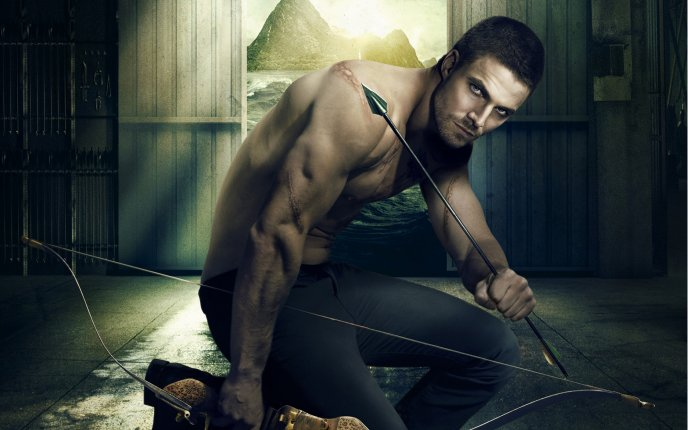 Fearless Oliver Queen - Arrow movie