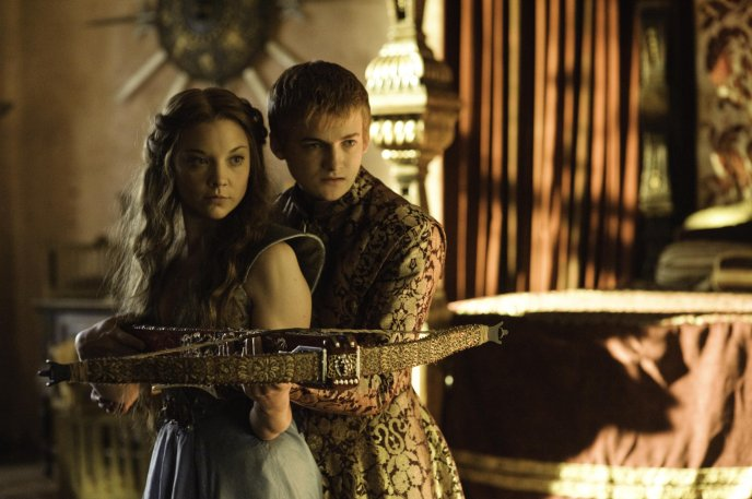 Joffrey Baratheon and Margaery - prepare for the war