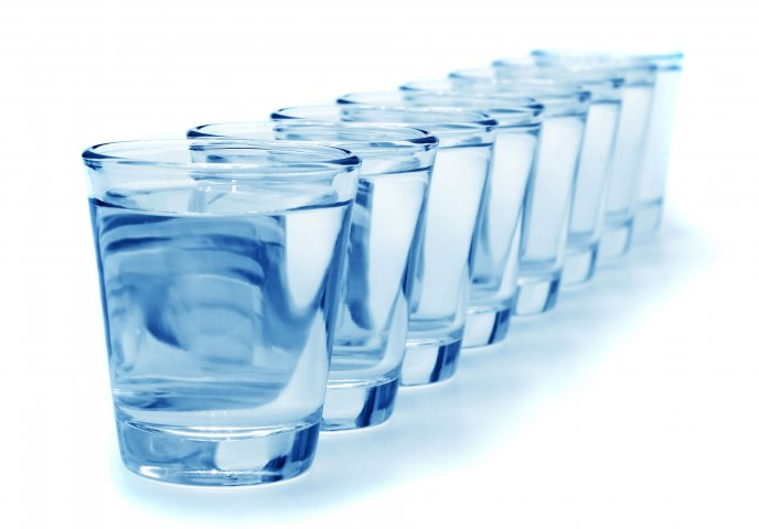 Download Wallpaper Drink eight glass of water every day - HD wallpaper