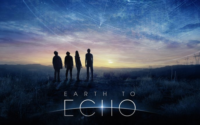 Earth to Echo - beautiful movie in 2014