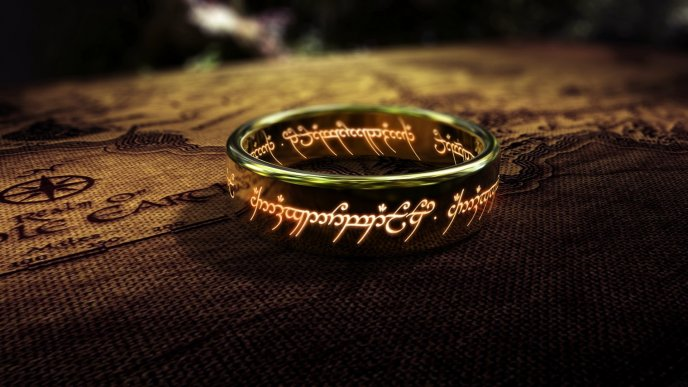 Famous movie Lord of the Rings - HD wallpapers