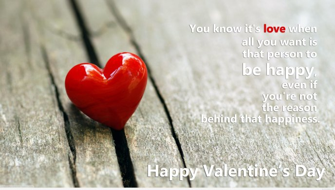 Love Message For Valentines Day