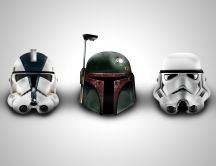 Star Wars Helmets