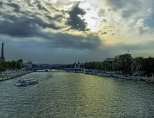 Ride on the Seine