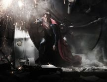 Superman - Man of Steel Movie Wallpaper