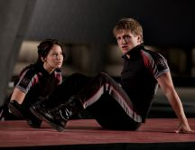The hunger games moments