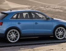 Audi RS Q3 Concept car 2012 - Side View