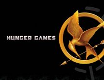 Hunger Games Symbol Wallpaper HD