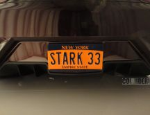 Stark 33 - The Avengers Stark Industries Super Car