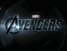 The Avengers - movie logo