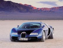 Bugatti Veyron - beautiful car, front