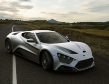 Zenvo ST 1 50S - the smallest car in the world