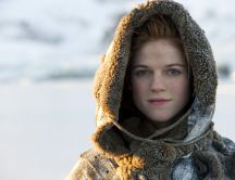 Girl from the North - Game of Thrones season 2