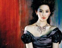 Liu Yifei - chinese actress HD wallpaper
