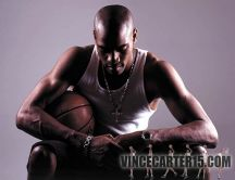 Vince Carter - famous basketball player