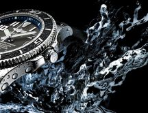 Breitling watch - advertising HD wallpaper
