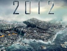 2012 Movie poster HD wallpaper
