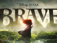 Animation 2012 - Brave movie, Princess Merida
