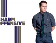 Josh Dallas - charm offensive