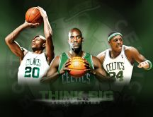 The best basketball players from Boston Celtics - Think Big