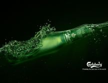 Carlsberg - abstract commercial for beer