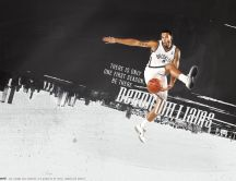Deron Williams - there is only one first season